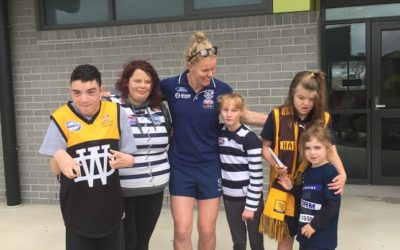 Footy Colours Day