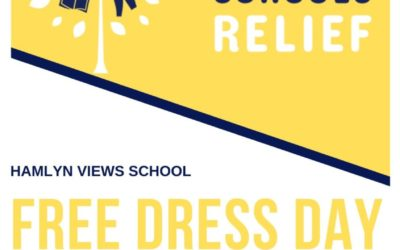 Free Dress Fundraiser